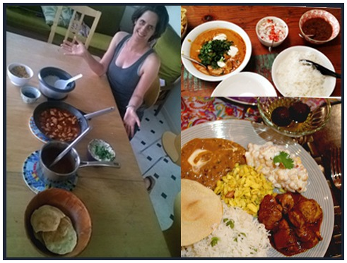 Results of Curry Delights trials