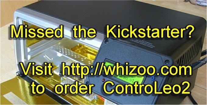 Visit whizoo.com to order ControLeo2