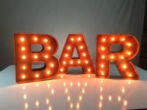 Marquee letters have been a top seller for years now.