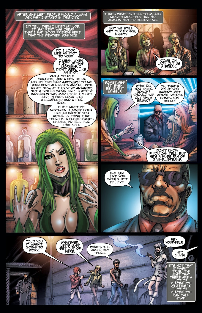 Interior art preview page 1