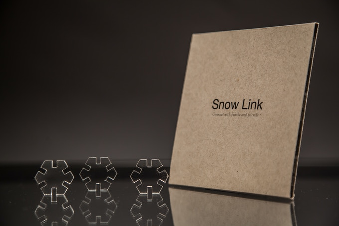 Packaging: recycled card-stock