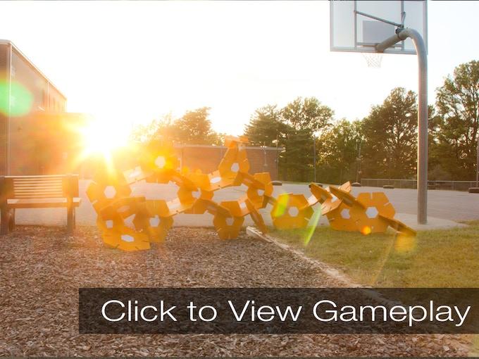 Senior Thesis: interactive modular playground