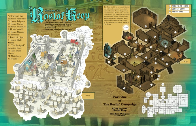 3-D mapping as well as standard hex maps!