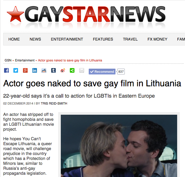 Gaystarnews.com