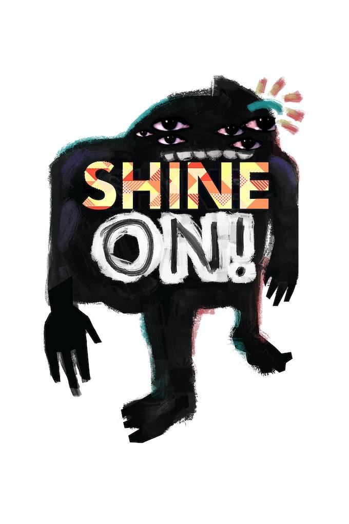 """""""Shine ON!"""" by Brandon Breaux"""