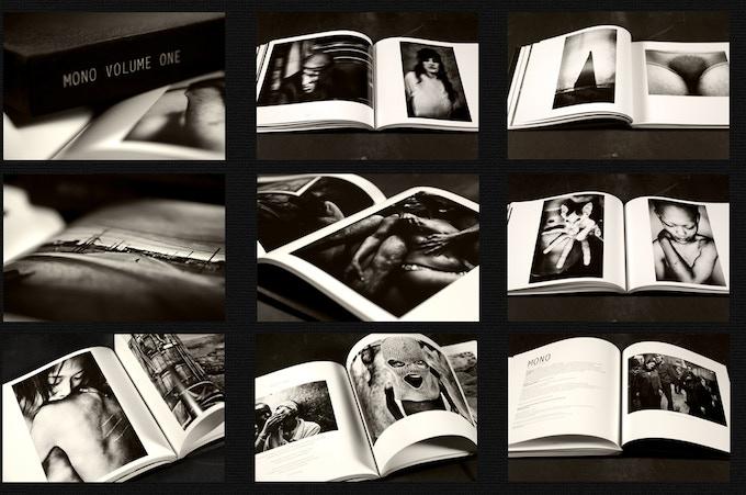 MONO Volume One © 2014 Gomma Books Ltd