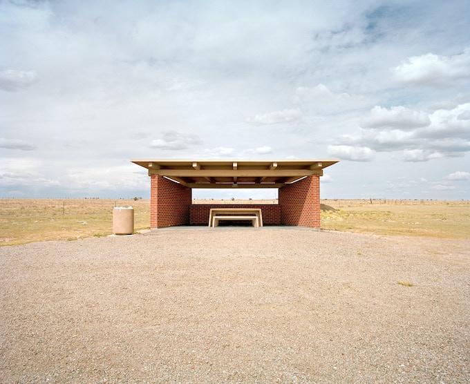 Near Clines Corners, New Mexico - U.S. 66/I-40