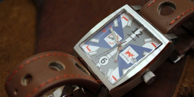Photo Credit, Patrick Kansa, Wrist Watch Review