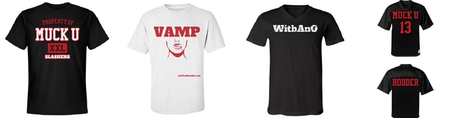 Various MUCK Apparel NOW Available