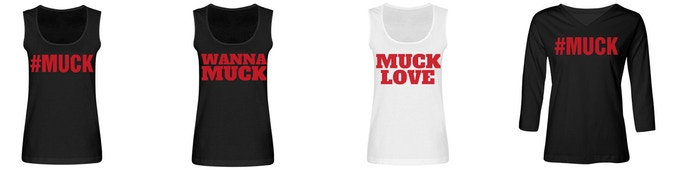 Plenty of BADASS Women's MUCK Apparel!