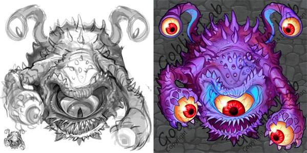 Your Evil Eye awaits you!