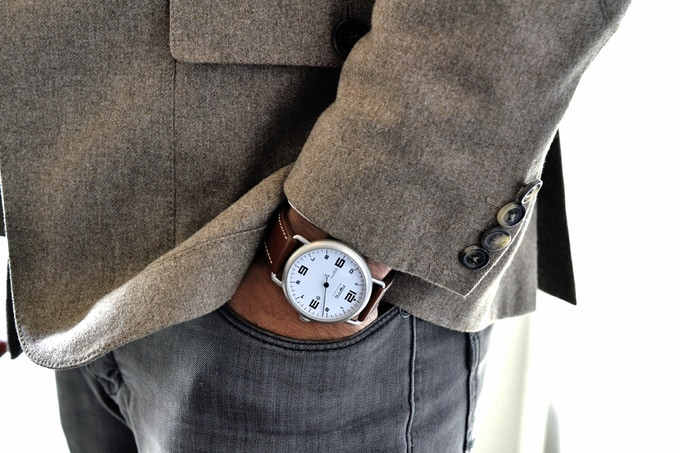 Ferro watch with Sports Coat