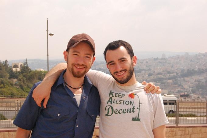 Producer Lance Kramer and Director Brandon Kramer.