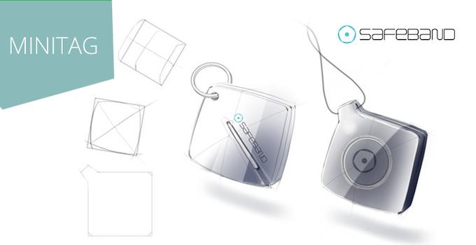 MiniTag design concept view