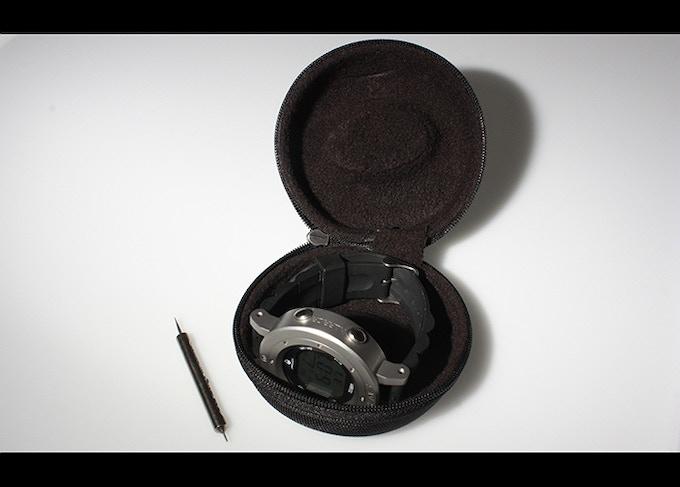 Zip-up Carry Case