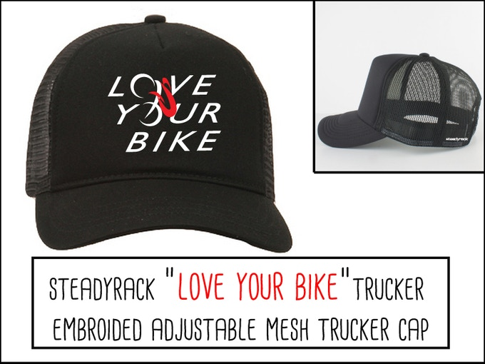 Steadyrack trucker cap