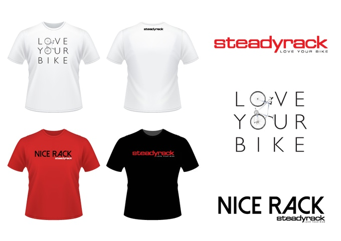Steadyrack Tees