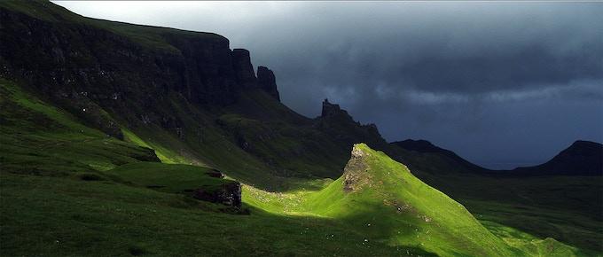 Still form Isle of Skye