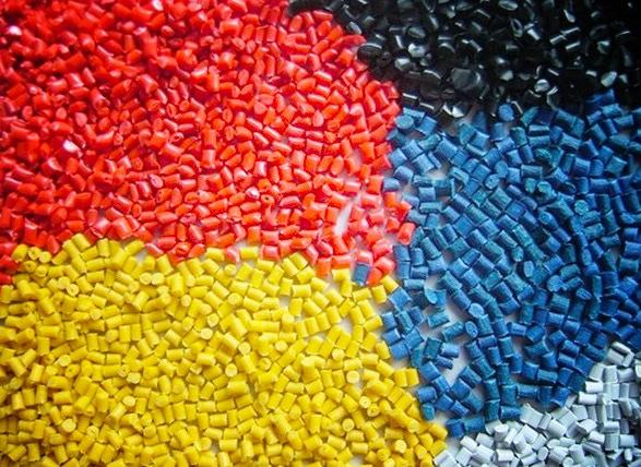 Polypropylene granules
