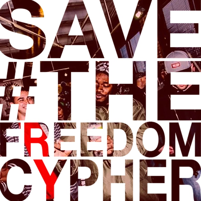 Save The Freedom Cypher