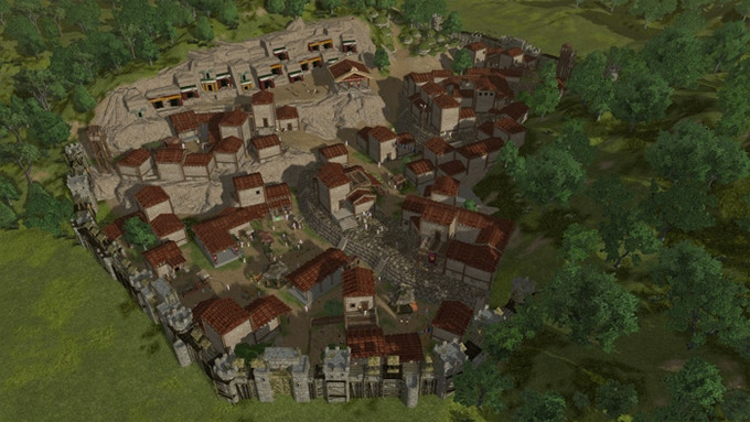 Grow your cities and faction to become the next great power of the classical world!