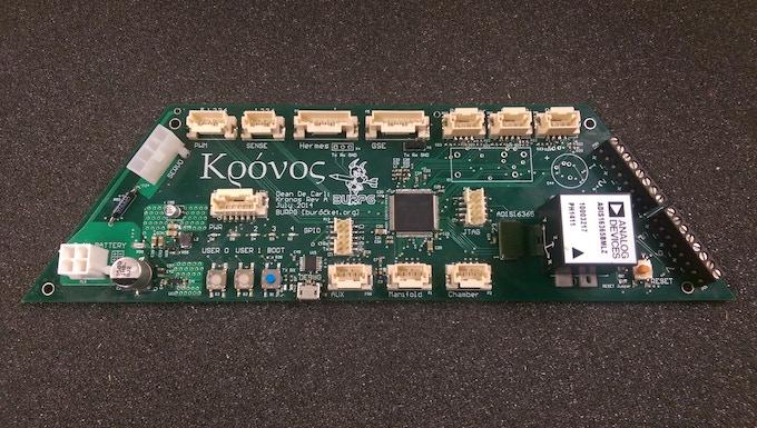 Kronos - the primary flight computer on Starscraper.