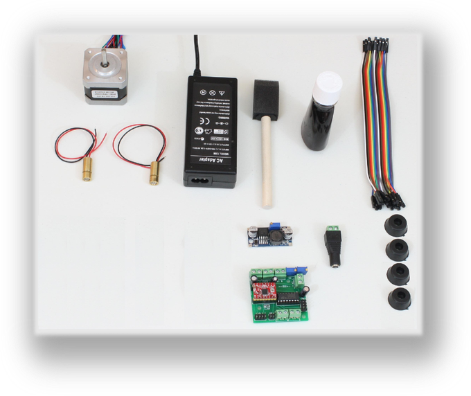 The BYOP (Bring Your Own Pi) Kit