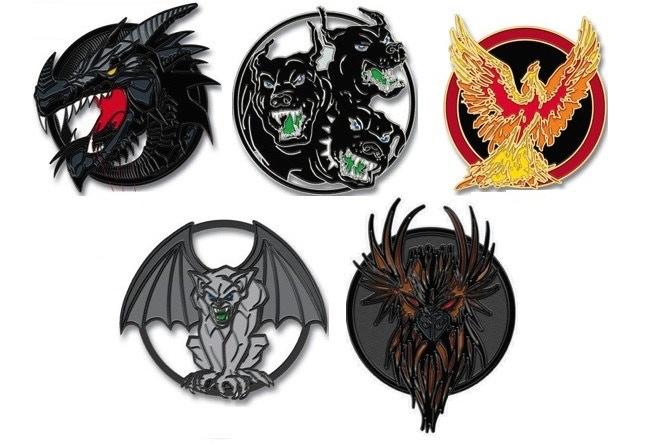 Dragon Head Series of 5