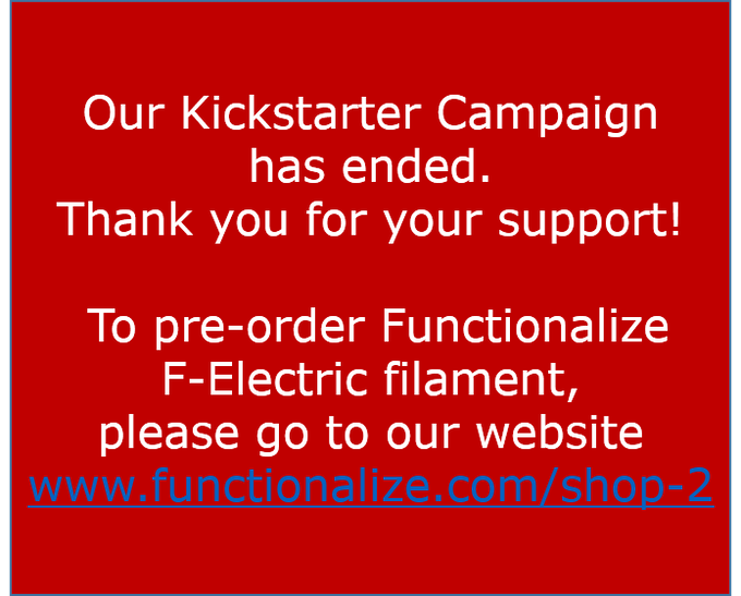 Go to Functionalize.com to Pre-Order F-Electric