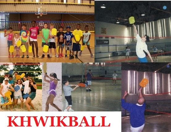 SO UNIQUELY STRUCTURED KHWIKBALL IS A TEAM SPORT BREAKTHROUGH