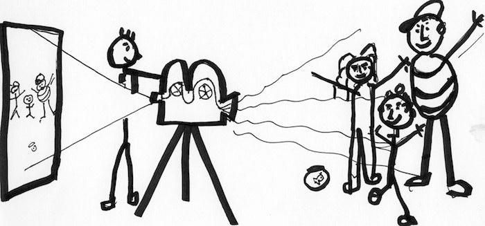 Little Children's Drawings from Little Feet — Kickstarter