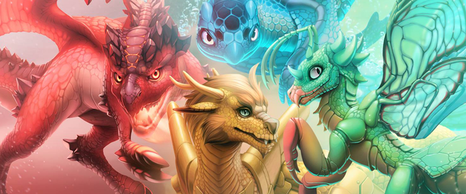 Dragon Racer by Myles O'Neill — Kickstarter
