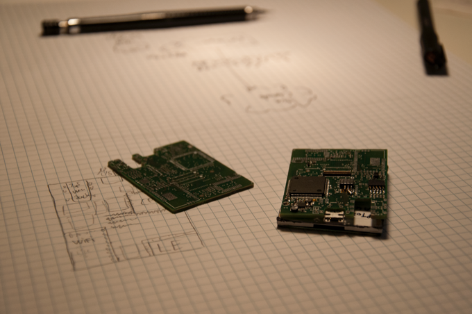 we have been working hard on designing our first mono prototype complete with all io and sensors and we are really excited to be able to share it with