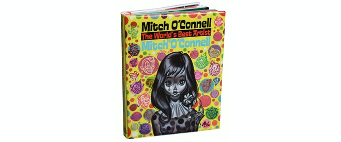 Mitch O'Connell's Newest Book