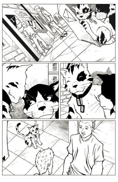 Tabby Jr & Cait - Part 1