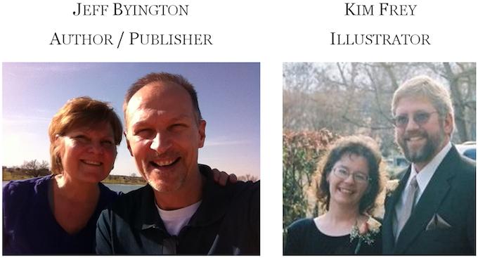 Libby & Jeff Byington, Kim & Chris Frey