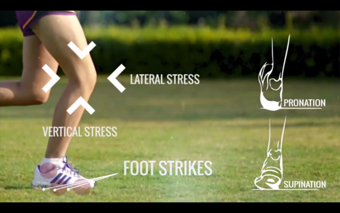 Monitor and Understand various Injury-causing Stresses!