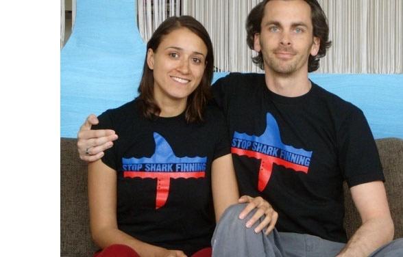 *Limited Edition Shark Finning T-Shirt