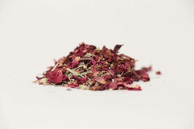 Gullah Girl Tea Rose Lemongrass Tea