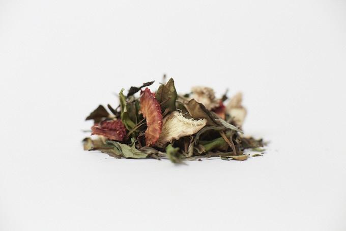 Gullah Girl Tea Strawberry Ginger Tea