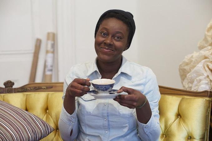 Charmaine Bee - Owner Gullah Girl Tea