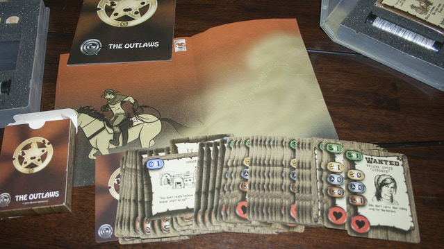 Wanted: The Outlaws by Bibelot Games (deleted) — Kickstarter