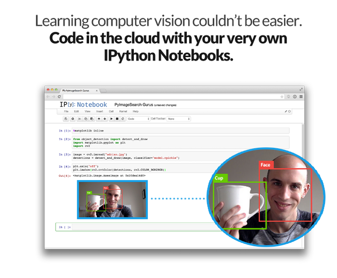 PyImageSearch Gurus: Become a computer vision + OpenCV Guru