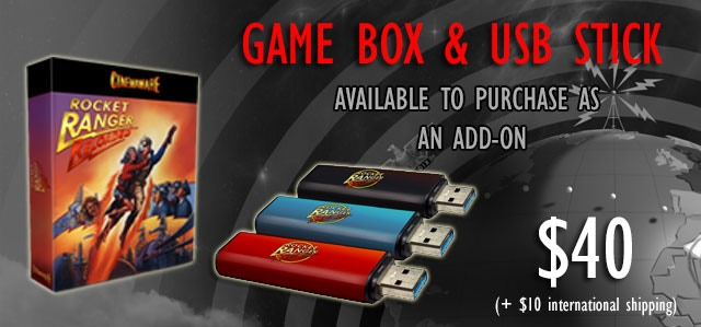 Get the Amiga-format box & USB stick as add-ons!