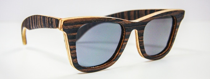 Wood Series Northwoods with Reconstituted Ebony