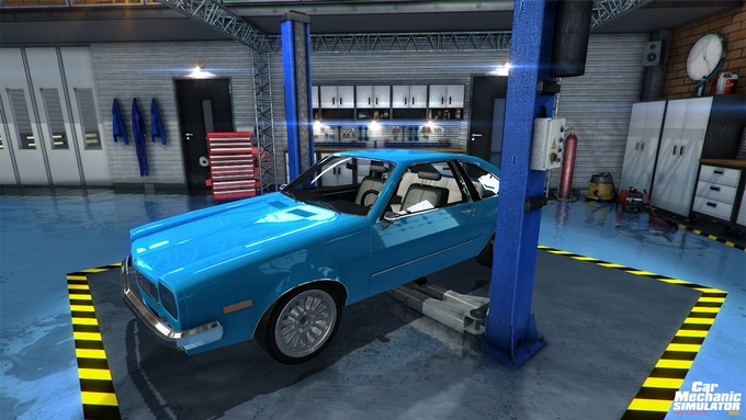Car Mechanic Simulator 2015 by PlayWay — Kickstarter