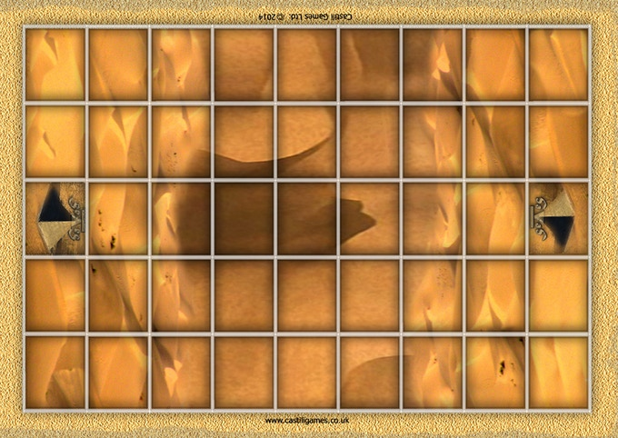 Desert board