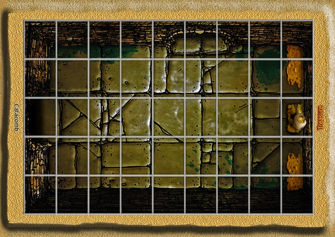 Catacomb board