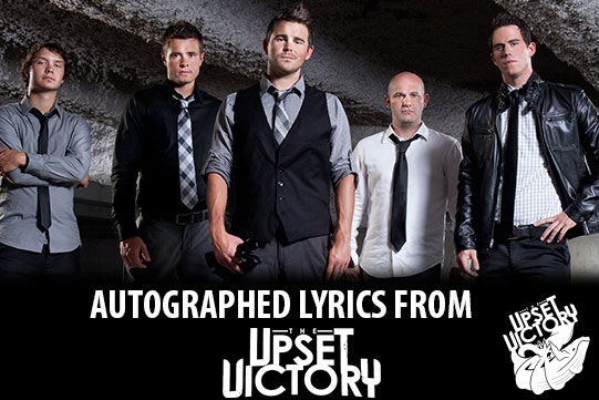 $45 | HAND-WRITTEN/SIGNED LYRICS  from Jason - sent straight to your mailbox + digital album download of the new album a week before it's released!