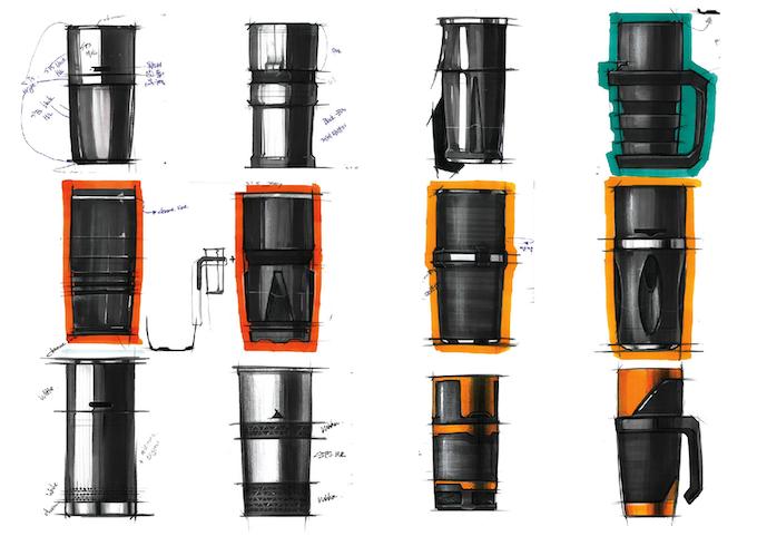 [Pic 2] 2nd mock-up Design Drafts